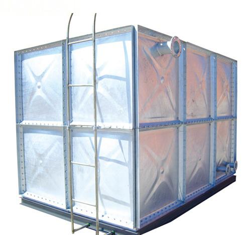 镀锌钢板水箱
