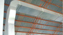 聚氨酯铝bo风管